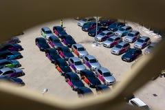 Officieel Olympisch BMW van Londen 2012 5 reeksen. Stock Afbeelding