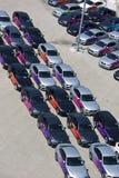 Officieel Olympisch BMW van Londen 2012 5 reeksen. Royalty-vrije Stock Foto's