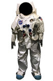 Officiell astronautApollo 11 spacesuit Arkivbild