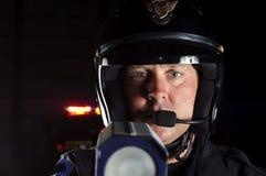 Officier de moteur Images stock