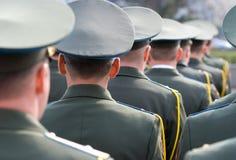 Officiers Images libres de droits