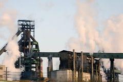 Officina siderurgica Immagini Stock Libere da Diritti