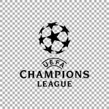 offizielle Logoillustration Meisterligaeuropas lizenzfreie abbildung