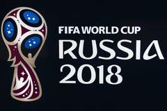 Offizielles Emblem von WC 2018