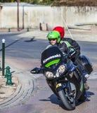 Offizielles Fahrrad Stockfotografie