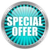 Offre spéciale Image stock