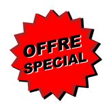 Offre Special Sign Royalty Free Stock Images