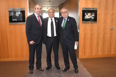 Offre unie pour accueillir la coupe du monde 2016 de la FIFA Photographie stock