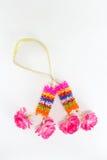 Offres de fleur aux dieux Photographie stock libre de droits