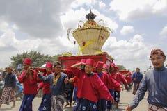 Offres Gunungan d'Abdi Dalem Kingdom Yogyakarta Carried