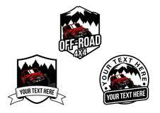 Offroad виллис 4x4 Стоковое фото RF