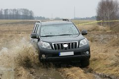 Offroad Royalty Free Stock Images