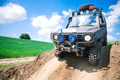 Offroad Foto de Stock Royalty Free