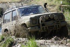Offroad 4. Off-road car mud wheel, 4x4 terrain road truck dirty Royalty Free Stock Photos