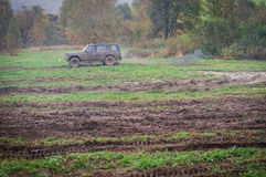 OFFROAD Stock Foto