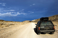 Offroad adventure Royalty Free Stock Photography