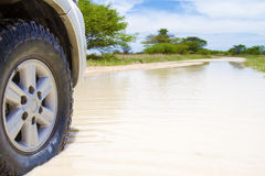 Offroad Adventure Stock Images