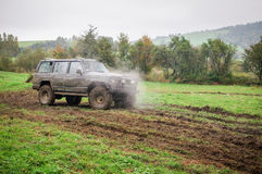 Offroad Royalty Free Stock Photography