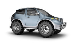 Offroad car concept Royalty Free Stock Image