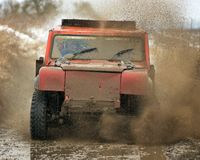 Offroad club Stock Images