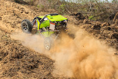 Offroad competition Stock Photography