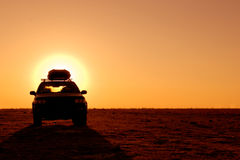Offroad driving royalty free stock photography