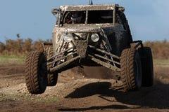 offroad mud 01 Royaltyfri Fotografi