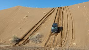 Offroad in Oman royalty free stock photography