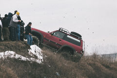 Free Offroad Race Royalty Free Stock Photo - 64918235