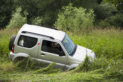 Offroad vehicle Royalty Free Stock Images