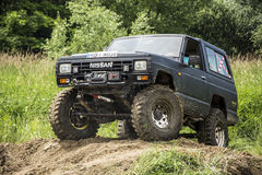 Offroad vehicle Royalty Free Stock Image