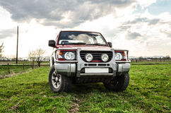 Offroad Vehicle Royalty Free Stock Photos