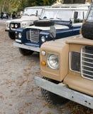 Offroad voertuigen Royalty-vrije Stock Fotografie