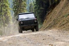 Offroad 4x4 pojazd Zdjęcie Stock