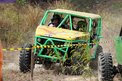 Offroader Stock Photography