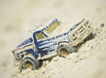 Offroading Royalty Free Stock Photo