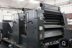Offset machine Royalty Free Stock Photos