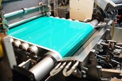 Offset- printing Royaltyfri Fotografi