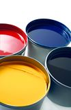 Offset printing ink Stock Images