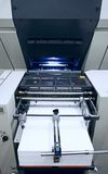 Offset Printing Machine Royalty Free Stock Photos