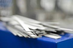 offset- printing shoppar arkivfoton