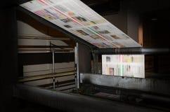 Offset Trend Printing Royalty Free Stock Photos