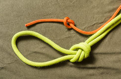 Offset Water Knot. Stock Photography
