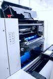 Offsetdrucken-Maschine Lizenzfreie Stockbilder