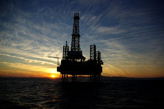 Offshore. Petroleum industry offshore, Red Sea Egypt