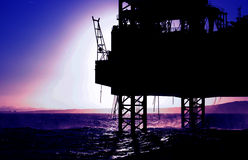 Offshore Stock Photo