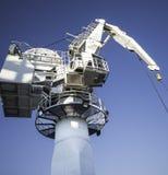 Offshore crane 1 Stock Photo