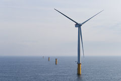 Offshore Wind Turbine Stock Images
