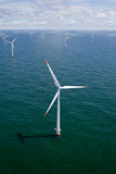Offshore Wind Turbine Stock Photography