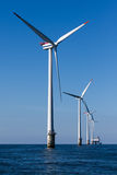 Offshore Windpark Stock Photos